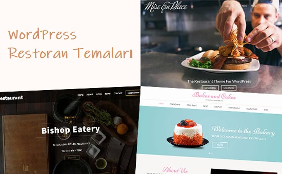 WordPress Restoran Temaları